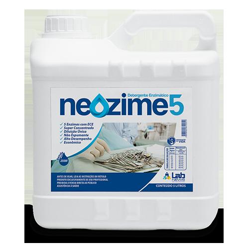 Detergente Enzimático Hospitalar  - 5 litros