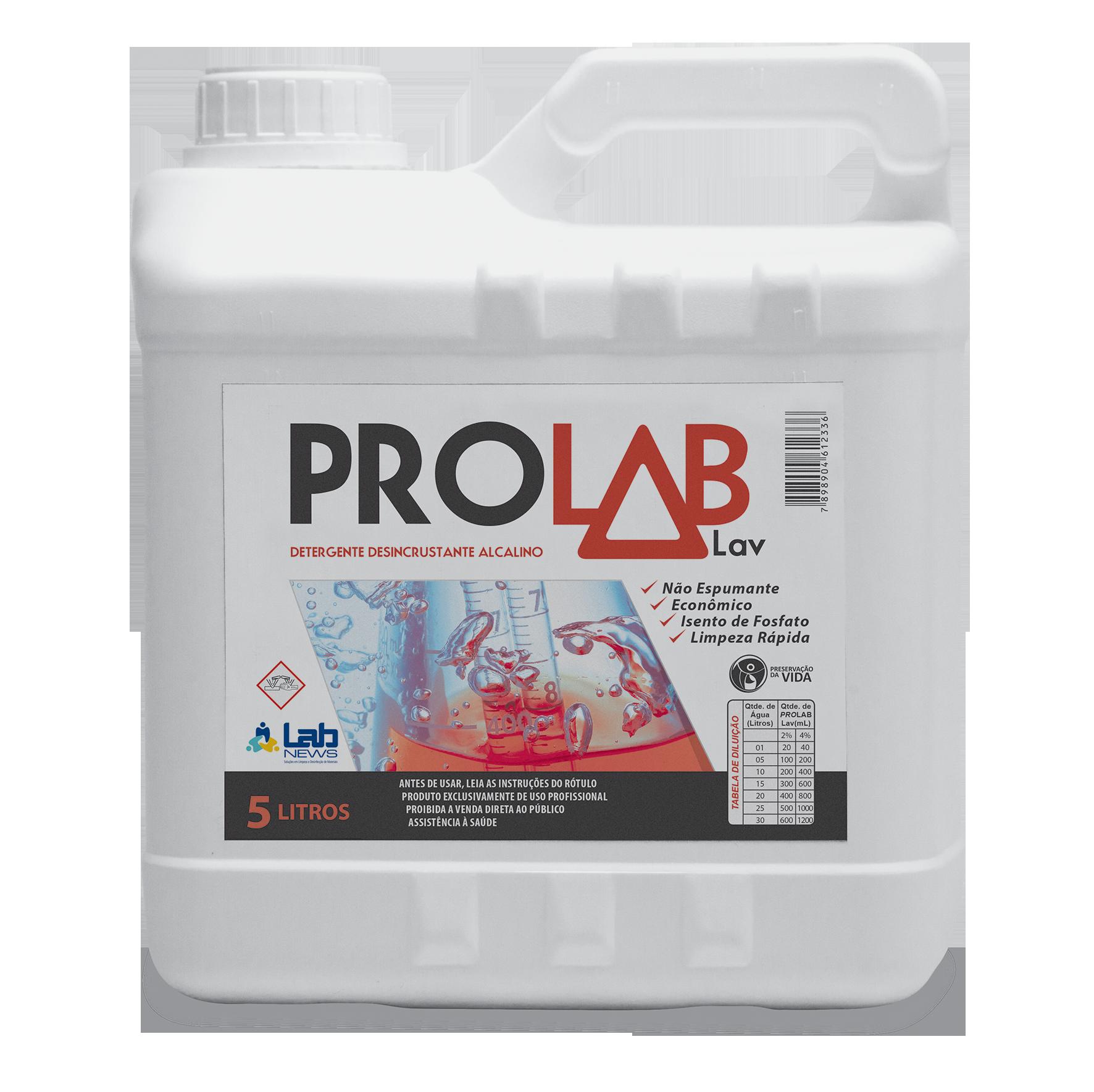 Prolab Lav -5 Litros