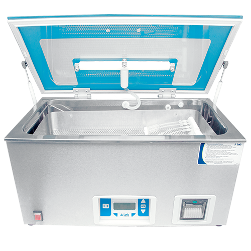 Prosonic JET 6510 - Lavadora ultrassônica com pré lavagem, enxágue e impressora